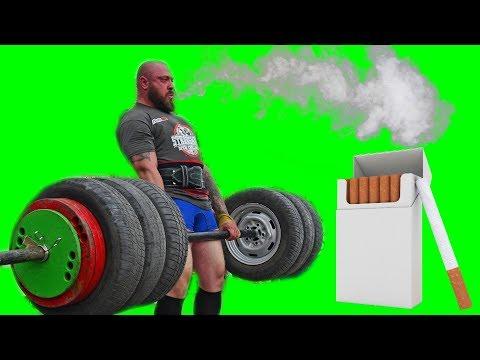 Спорт и курение можно ли совмещать? Мнение спортсменов