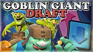 NEW Goblin Giant Challenge + Chest Opening! | Clash Royale 🍊