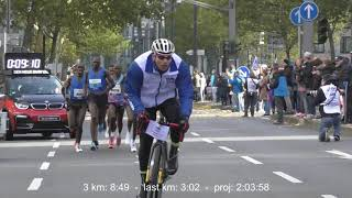 Frankfurt Marathon 2017 - unplugged  (Part 1)