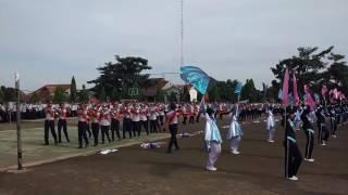 Pelantikan Marching Band BAHANA STMKG Angkatan IX