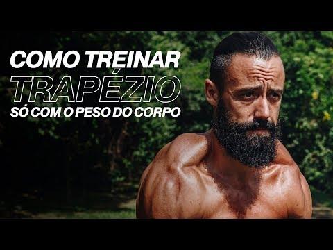 COMO TREINAR TRAPÉZIO SÓ COM O PESO DO CORPO | XTREME 21