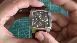 Обзор DIESEL DZ4274 CLIFFHANGER или как дешево купить часы у ритейлера.