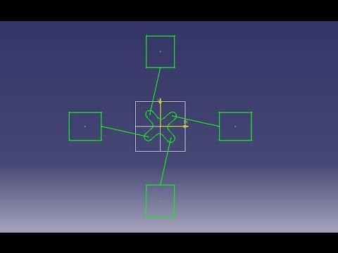 #11: Animation (Motion) In Sketcher CATIA V5