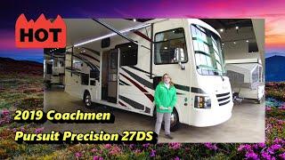 #motorhome #RV #goRVing HOT DEAL 2019 Coachmen Pursuit Precision 27DS  Price Good Till 12-19 thumbnail
