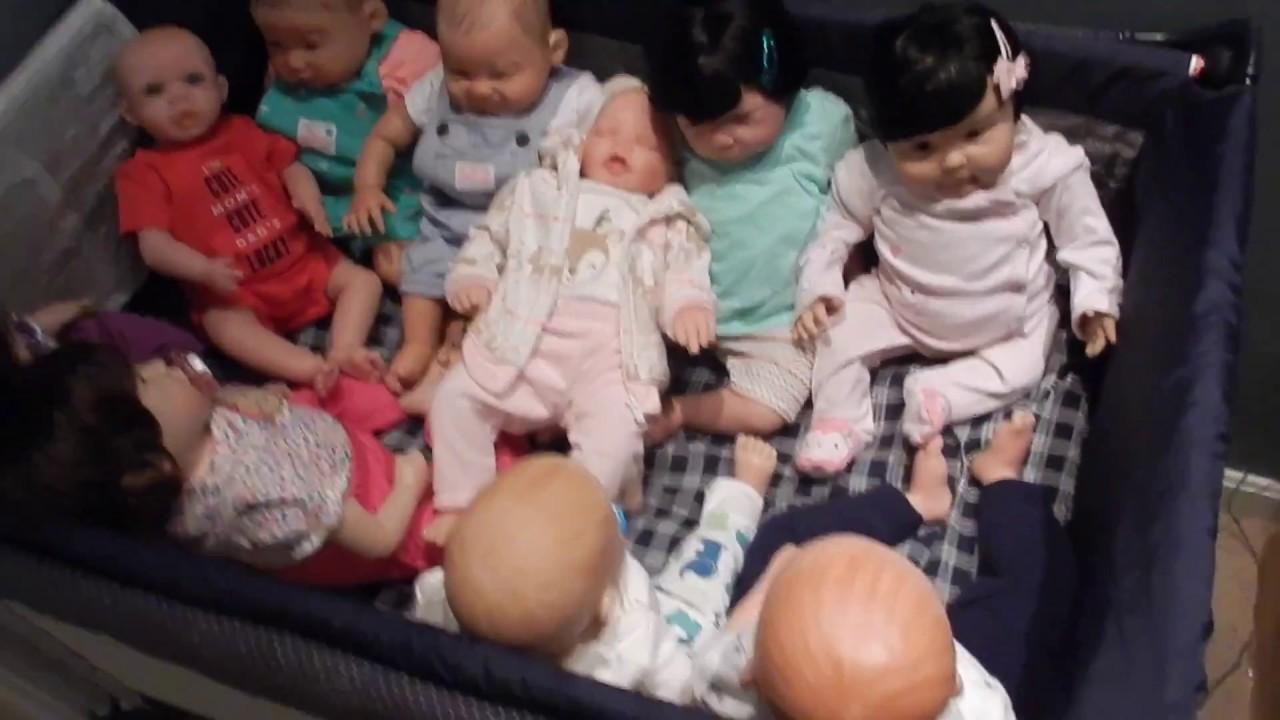 Reborn Baby Nursery Tour New