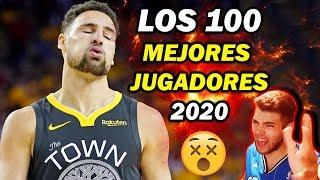 LOS 100 MEJORES JUGADORES DE LA NBA 2020 (1A PARTE)