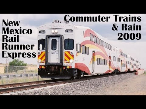 "New Mexico Rail Runner Express ""512"" and ""509"""