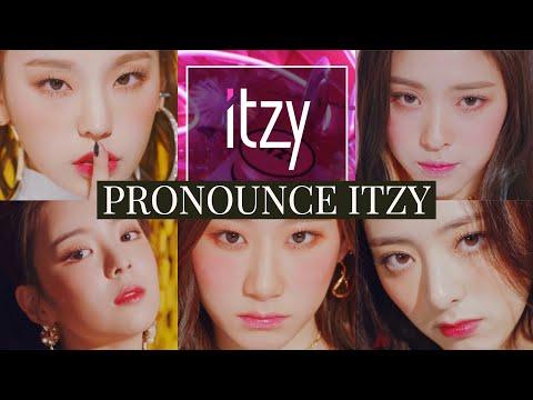 How To Pronounce JYP's ITZY Members' Names in Korean (Ryujin, Chaeryeong, Lia, Yeji, Yuna)