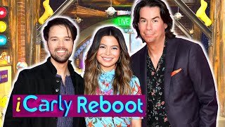 ... fans have been extremely excited for the icarly reboot. we just can't wait to see our fa...
