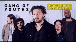Gang Of Youths Interview 2017