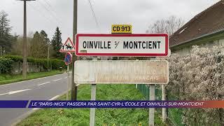 Yvelines | Le Paris Nice passera par Saint-Cyr-L'école et Oinville-sur-Montcient