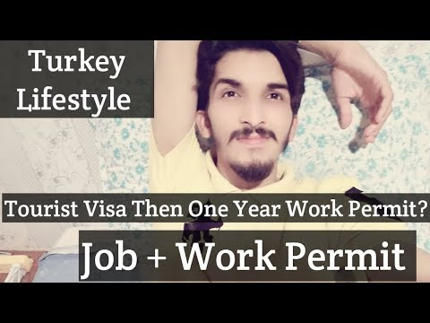 Turkey Life Style | Job | Salary | Work Permit? || UJ Vlogs || Chapter 6