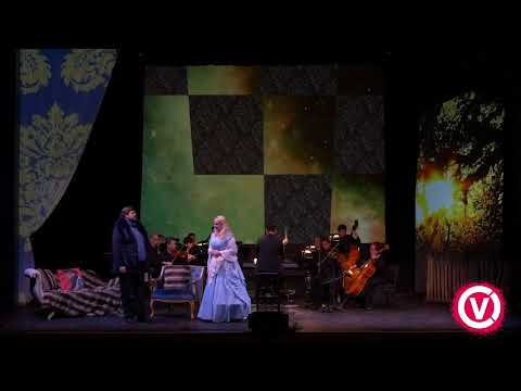"Wagner - ""Der Fliegende Holländer"" - duet Erik , Senta ""Bleib, Senta!...""  Vegas City Opera"