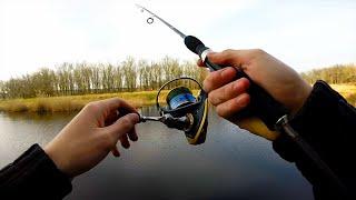 3 способа заброса спиннинговых приманок спиннингом.Рыбалка.Fishing