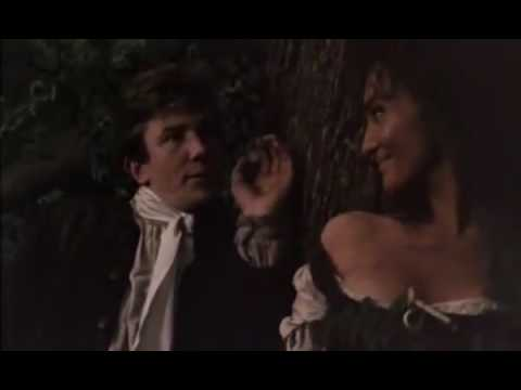 Tom Jones is seduced in the woods by the wanton Molly