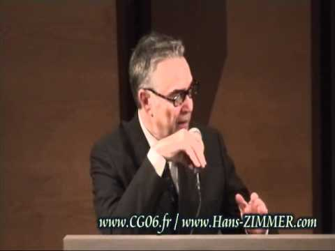 Howard Shore panel interview before LOTR symphony