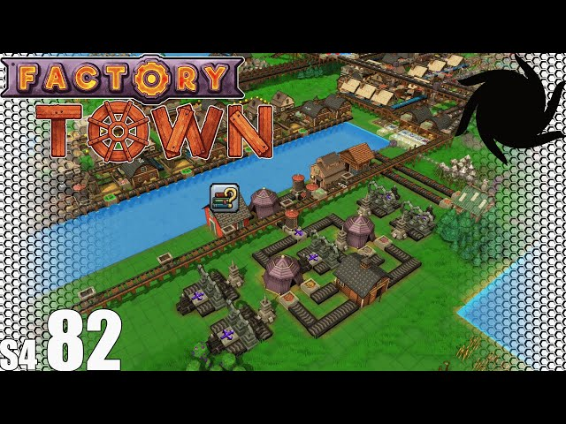 Factory Town - S04E82 - Rethinking the Enchanted Books