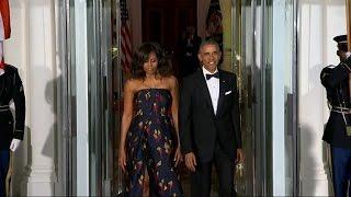 President Obama Gets Emotional Over Sasha and Malia Growing Up So Fast