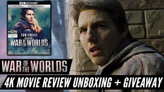 War of the worlds 4k movie review