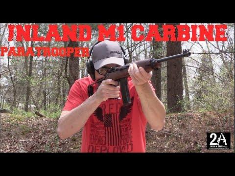 Inland M1 Carbine Paratrooper