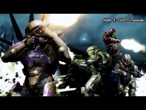 (Season Finale) Halo 3: ODST Friends (Floaty Pink Friend Edition) (ODST Campaign/H5 Customs)