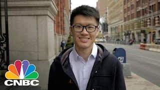 NYU Student Goes Undercover At Apple Factory In China | CNBC