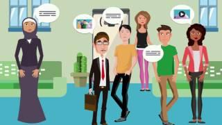 Sichere interne Kommunikation mit sozialen Netzwerken und Messengern