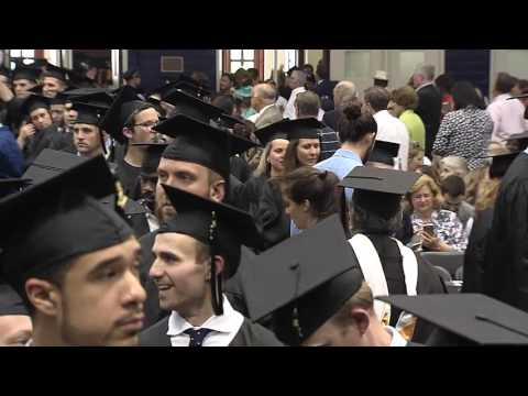 2017 Georgetown School of Continuing Studies Commencement Ceremony