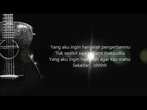 Abdul & The Coffee Theory - Agar Kau Mengerti (Official Lyric Video)