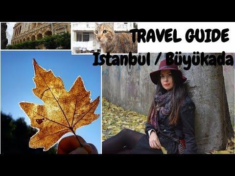 Prince Islands Istanbul | Büyük ada- Pirinkipo | VLOG  | Travel Guide