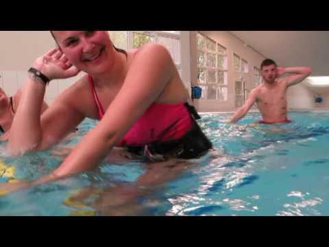 la salle d' aquafitness by cardi'eau movie