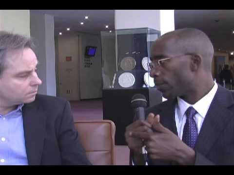 Leonce Ndikumana and Jean-Marc Coicaud