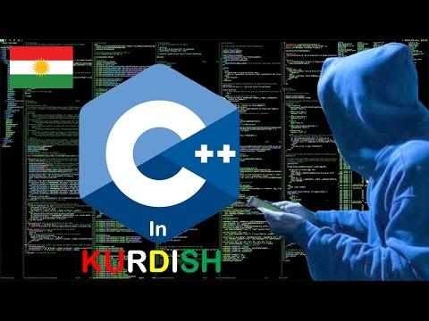 C++ Tutorial for Beginners [KURDISH]