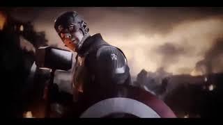 Avengers endgame  iron man, Thor & Captain America vs Thanos  720 X 1280
