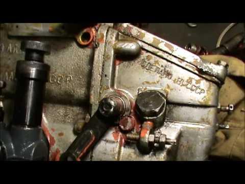 Двигатель Д 240 заглох,не заводился...нашлась причина