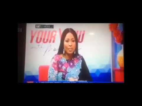 TVC Host, Morayo Afolabi-Brown, Apologizes To Her Husband On Live TV