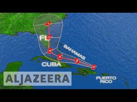 The Bahamas braces for Hurricane Irma