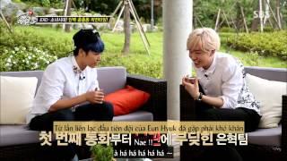 [Vietsub] [141027] Super Junior M