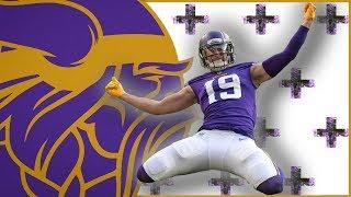 "ADAM THIELEN  🁢 ""From Scrub To NFL Star""  🁢 College & Pro Highlights MN Vikings"