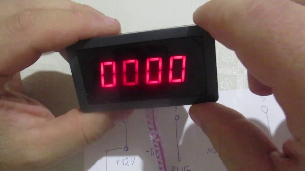 Cf5135b Rpm Speedometer Wiring Manual Youtube