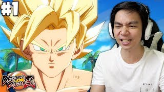 Video Kartun Gw Nich - DRAGON BALL FighterZ - Indonesia #1 download MP3, 3GP, MP4, WEBM, AVI, FLV Juni 2018