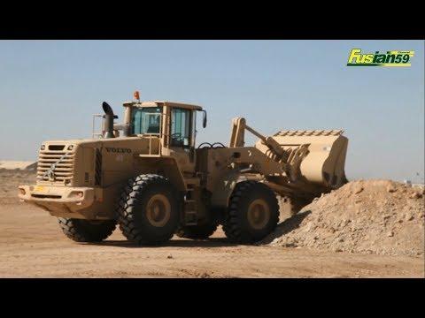 Military Training For Heavy Equipment Operators