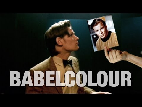 Doctor Who Tribute: Matt Smith | The Rise of the Eleventh | Babelcolour