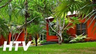Hotel Jungle Lodge Tikal, Guatemala