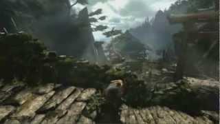 Tomb Raider - Gameplay Walkthrough E3 2012 Demo [HD] (Xbox 360/PS3/PC)