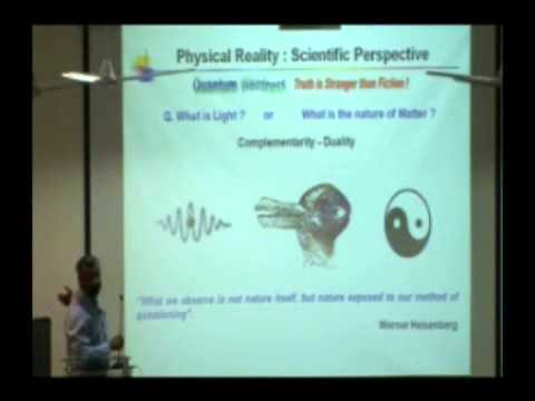 Making Light Work: From Photon To Photonics_215 Prof Sukhdev Roy