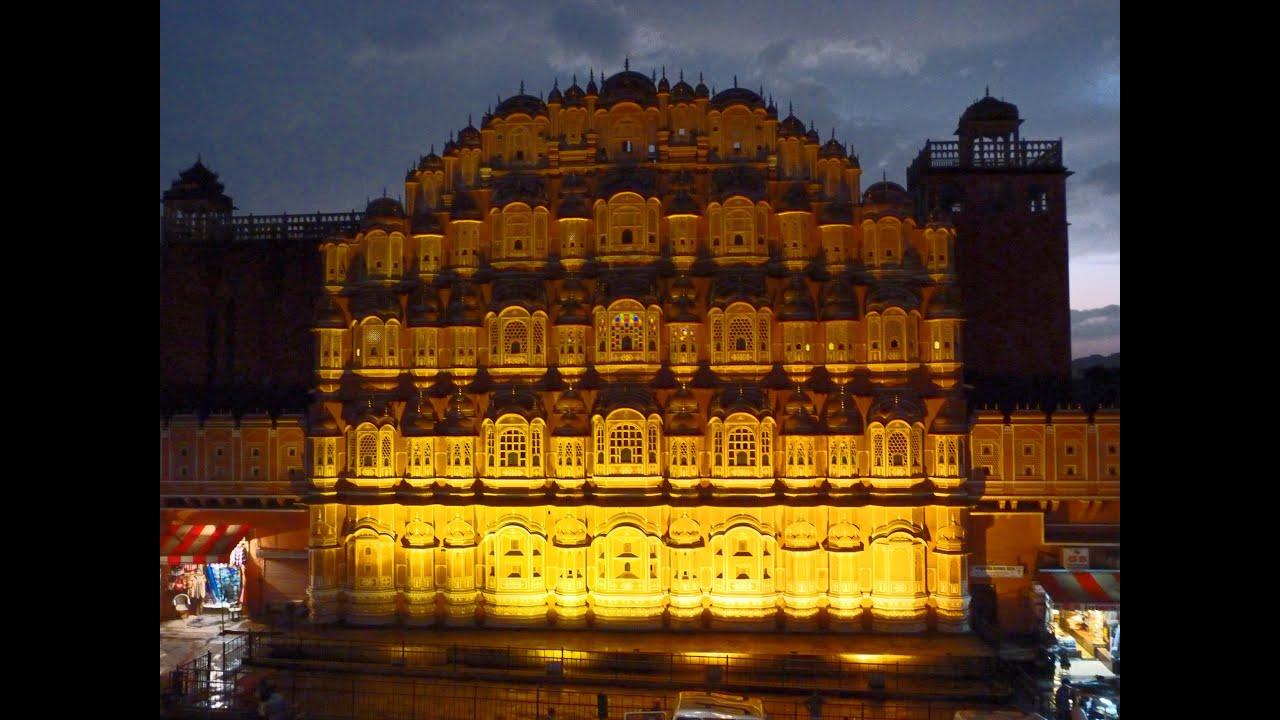 Hawa Mahal Hd Images: Palacio De Los Vientos