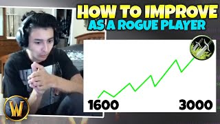 HOW TO IMPROVE AS ROGUE (in Arena) - Gameplay Review