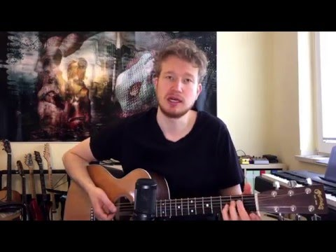 Das Leben - Udo Lindenberg / Tutorial Gitarre