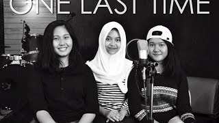 Video Cover - One Last Time download MP3, 3GP, MP4, WEBM, AVI, FLV Maret 2018